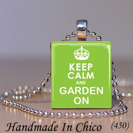 Garden Necklace Handmadeinchico