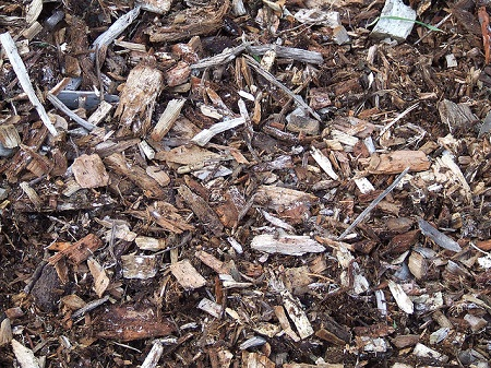 Mulch Jessica Cross
